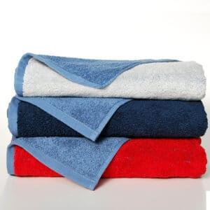 Double Color Towel