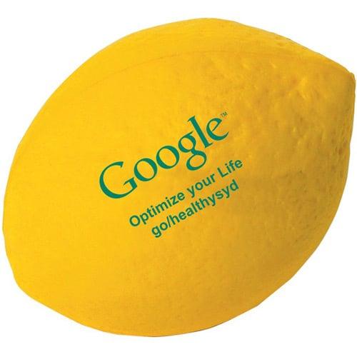 Citron anti stressbold logo