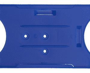 Kortholder ID blåt