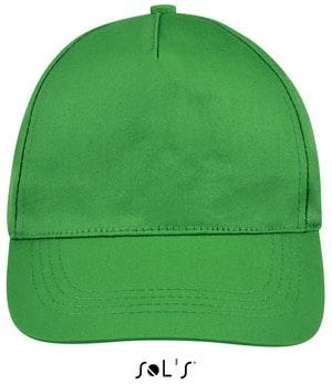 Caps grøn med logo