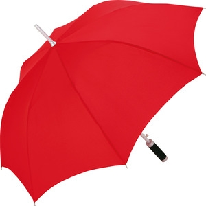rød logo paraply
