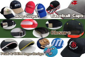D505 Baseball caps - GP