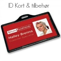 ID kort holder