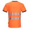 Refleks t-shirt Gul