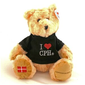 Bamse I love CPH