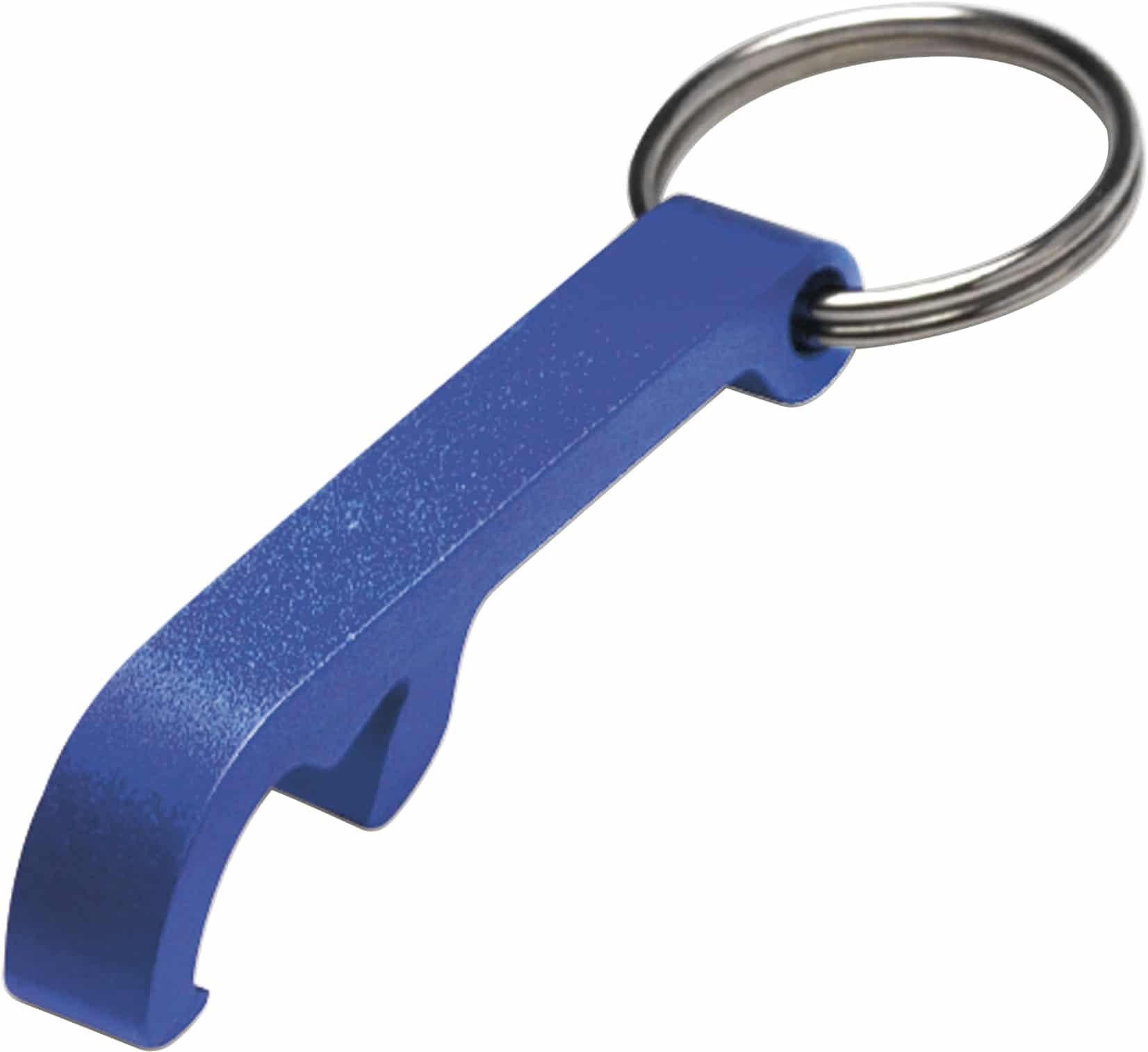 blå oplukker nøglering med splitring