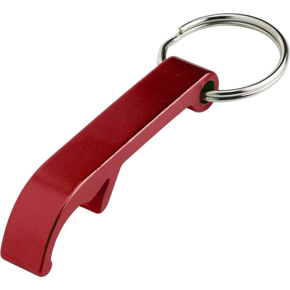 Rød oplukker nøglering