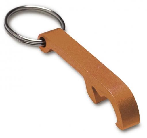 kobber oplukker nøglering tryk eller lasergravering