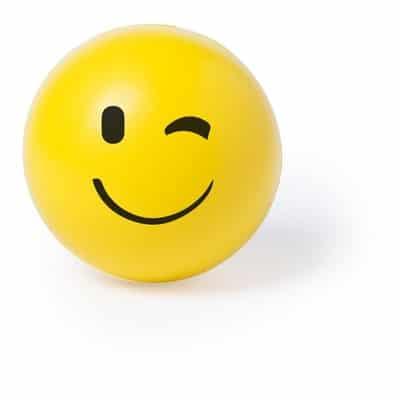 Stressbold smiley logo