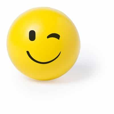 Stressbold Smiley