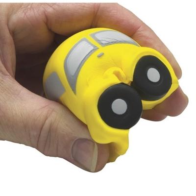 Stressbolde som bil gul