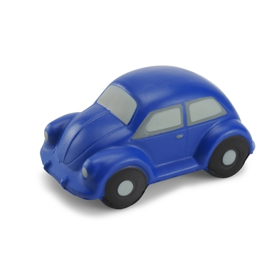 Stressbolde som bil blå