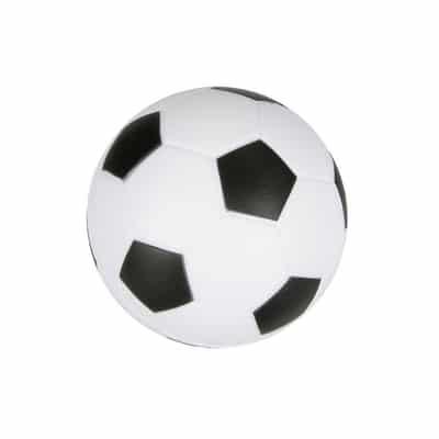 Stressbold fodbold logo