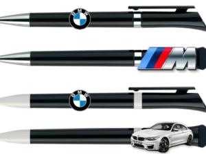 Nye kuglepenne til BMW