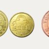 Mønter med tryg