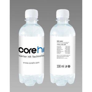 vandflaske med logo