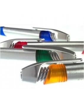 Kuglepenne plast med logotryk