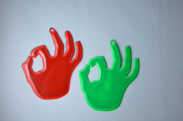 Hånd refleks