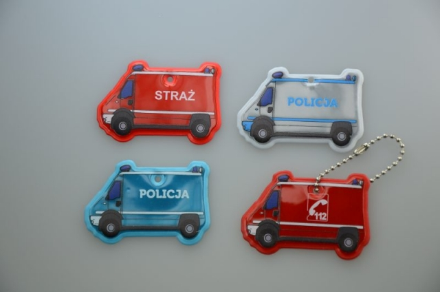 Bil refleks ambulance