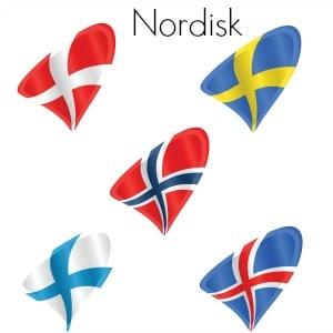 Nordisk souvenir