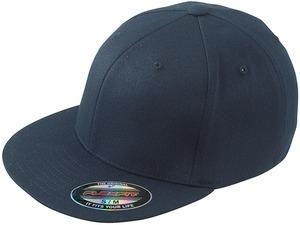 Blå Cap med logotryk