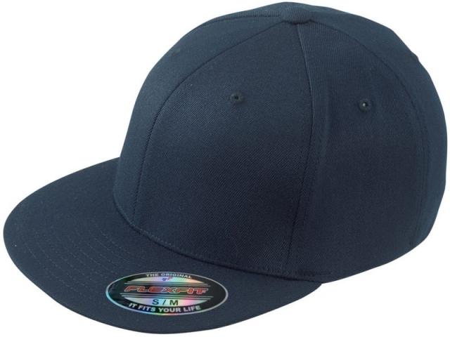 Mørk blå cap - fås med logo