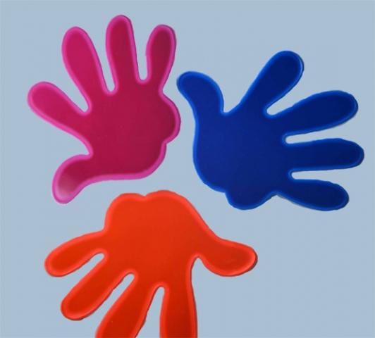 refleks hånd