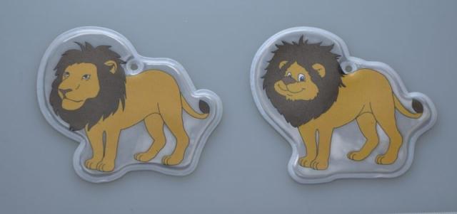 refleks løve